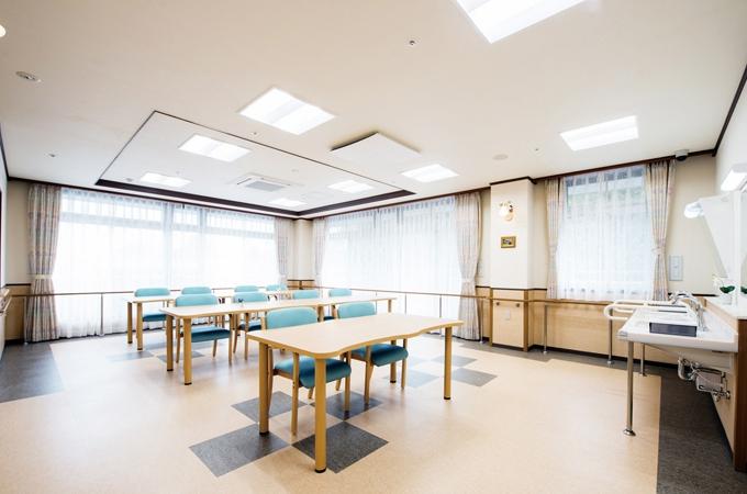 機能訓練室(リハビリルーム)